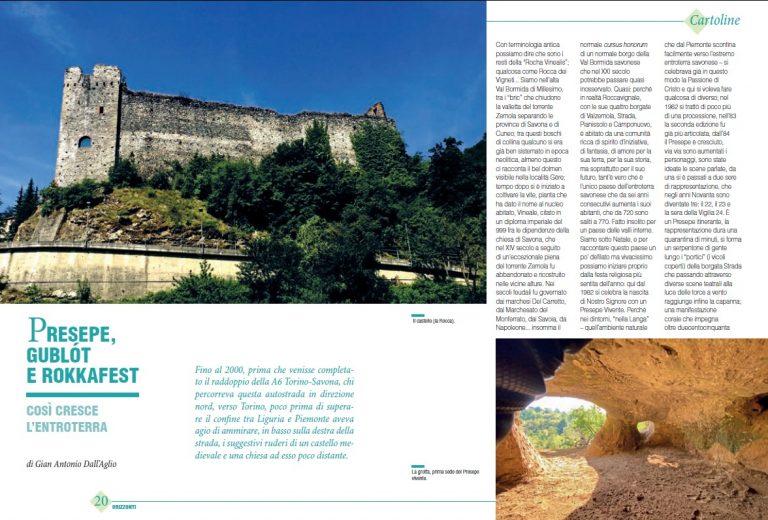 Azienda Agricola RoccaVinealis - Roccavignale, Provincia di Savona - La Casana - Dicembre 2020